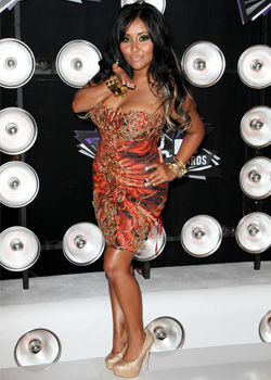 Snooki VMA Fashion