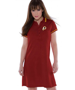 Washington Redskins Polo Dres