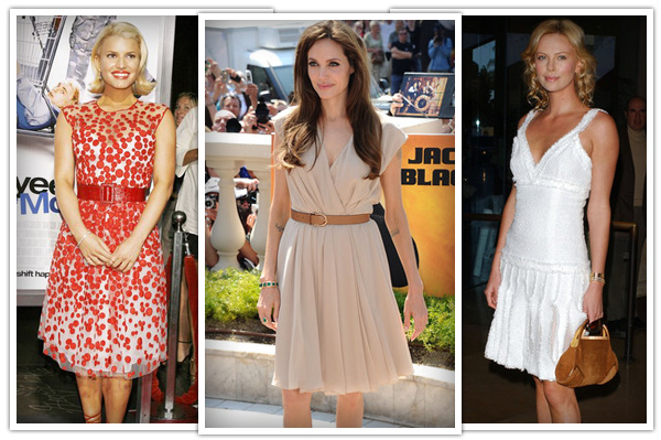 Wedge body - casual dresses