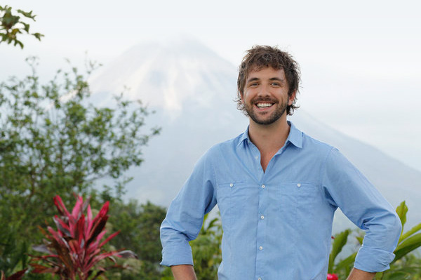 Love in the Wild Host - Darren McMullen