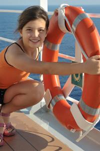 Sail away on a cruise getaway