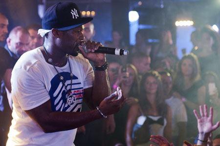 50 Cent launches Street King energy drink