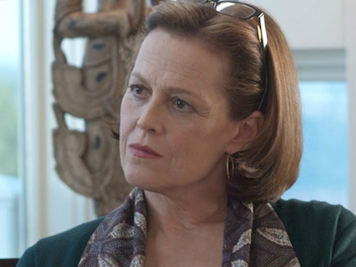 Sigourney Weaver in Abduction