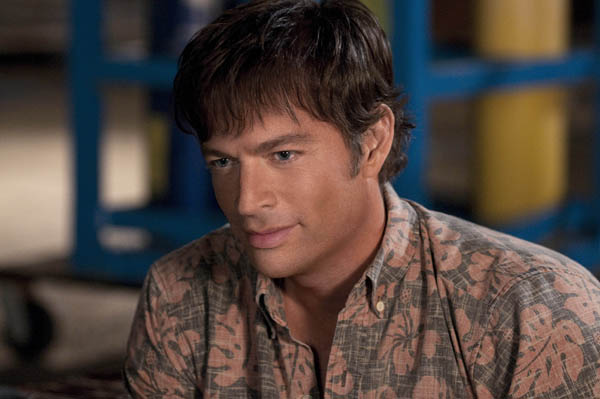 Harry Connick Jr. tells tales about  Dolphin Tale