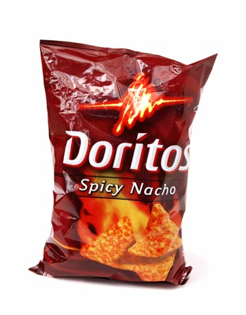 Interesting funeral for Doritos inventor