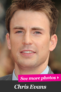 Chris Evans photogallery