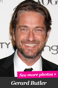 Gerard Butler photogallery