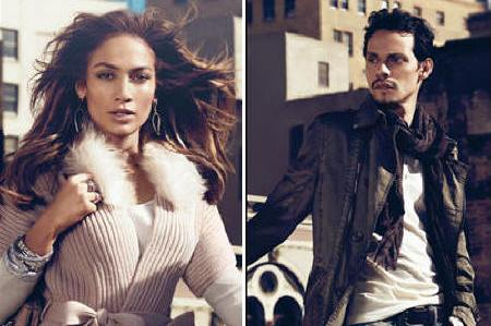 Jennifer Lopez & Marc Antony launch Kohl's lines