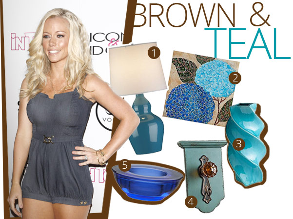 E!'s Kendra and how she is decorating her home in Los Angeles