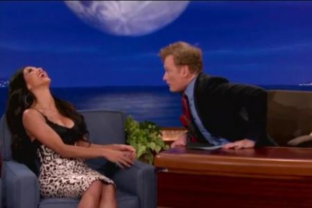 Nicole Scherzinger on Conan O'Brien