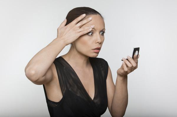 preventing aging skin
