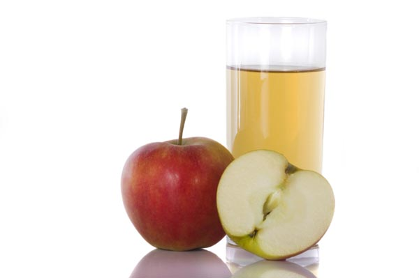 How much arsenic is in apple juice?