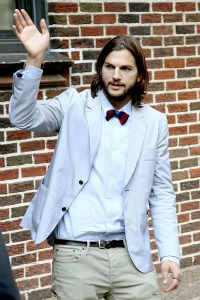 Ashton Kutcher on Two and a Half Men