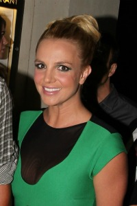 Britney Spears almost 30