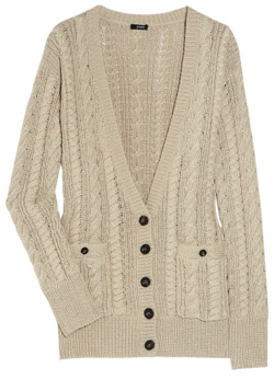 Cozy cardigan