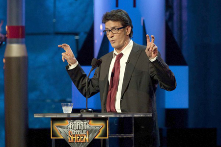 Charlie Sheen Roast Comedians Charlie Sheen Roast Highlights