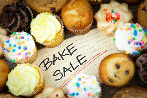 bake sale basics how to rule the school