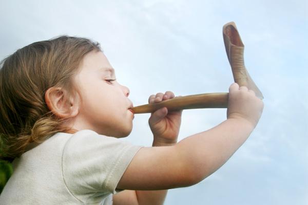 rosh hashanah shofar blessings