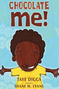 Chocolate Me! Book Cover