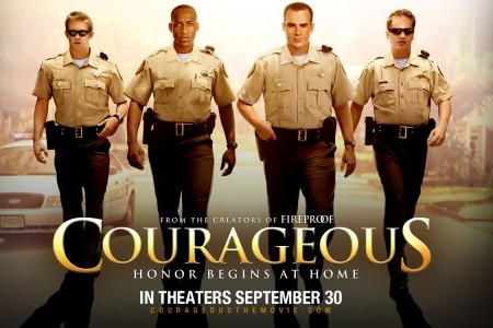 Courageous hits theaters this weekend