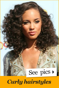Color tips for curly hair