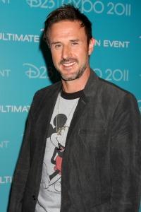 David Arquette on Ellen