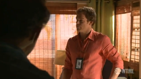 get ready for dexter!