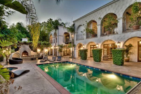 Hilary's Toluca Lake house for sale
