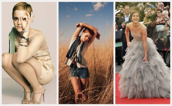 Up-and-coming stylish stars
