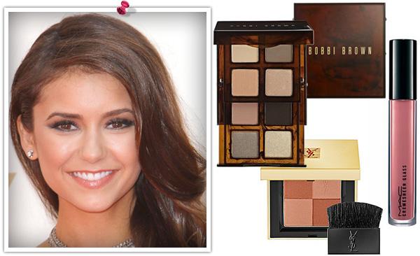 Get Nina Dobrev's Emmy Makeup