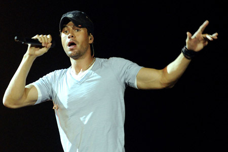Enrique Iglesias is coming to CityVille