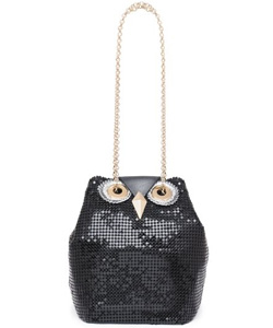 Sparkly night owl bag