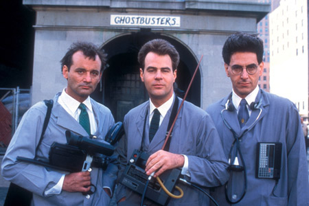 Ghostbusters is getting a re-release
