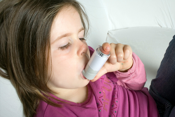 Eliminate kids' asthma triggers at home