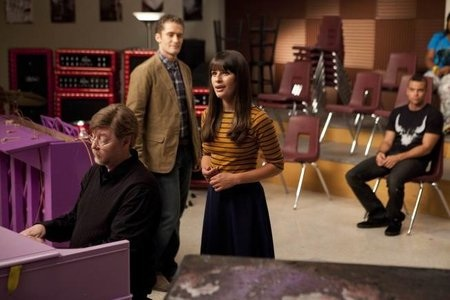glee: the purple piano project