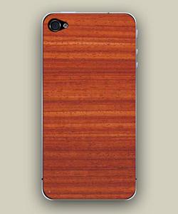 Real Wood iPhone Skins
