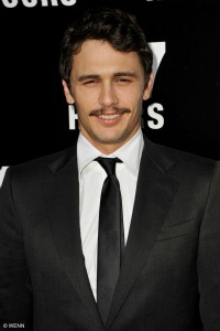 James Franco busiest actor in Hollywood