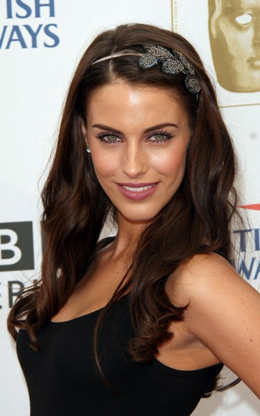 Jessica Lowndes of 90210 long hairstyle