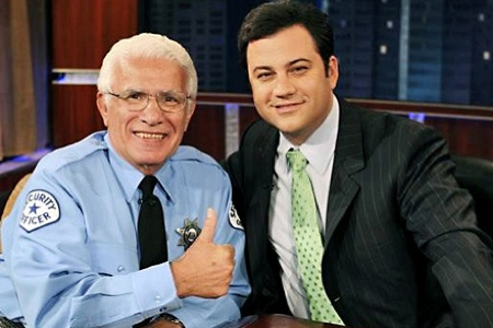 Jimmy Kimmel and Uncle Frank