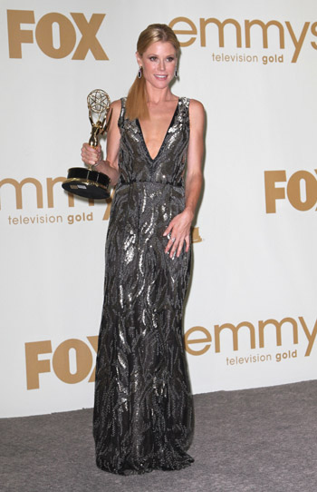 Julie Bowen worst dressed at the Emmys