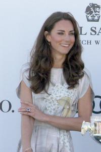 Duchess of Cambridge gets schooled
