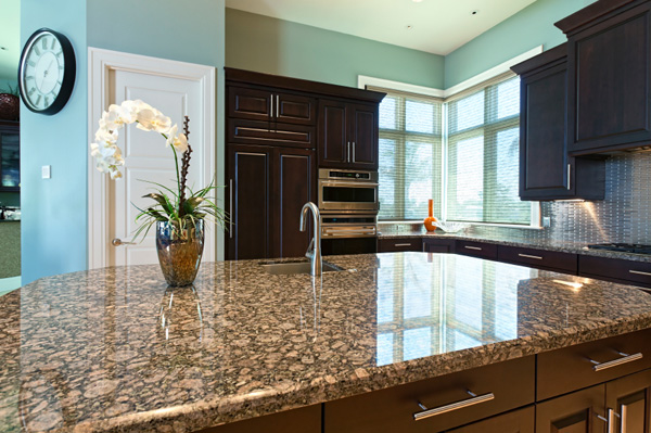 matching a new faucet to your counters
