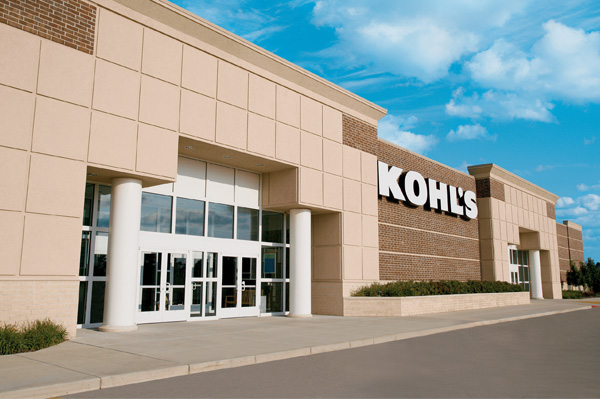 Kohls exterior