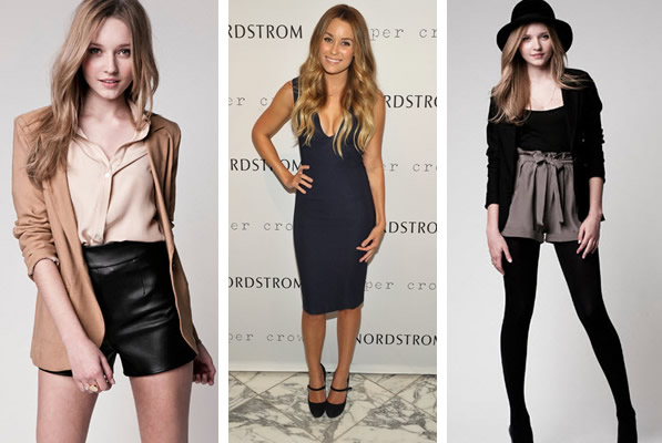 Lauren Conrad's fall fashion tips and paper crown collection