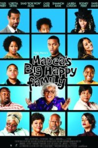 Madea's Big Happy Family out on DVD/Bluray