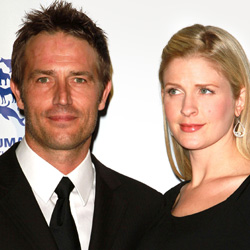 Michael Vartan and wife Laura
