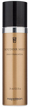 Napolean Perdis Boudoir Mist Spray Foundation