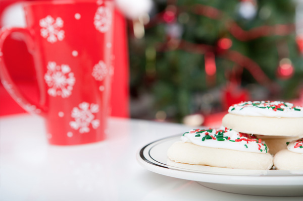 12 Easy Christmas cookies