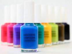 Gorgeous nails in every color of the rainbow
