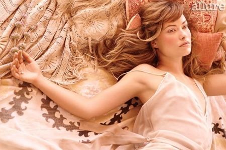 Olivia Wilde in Allure